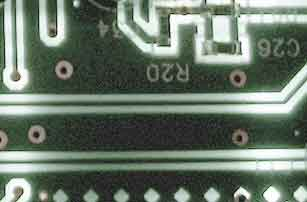 Comments Pe 1x6 Backplane