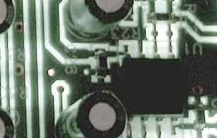 Data Twinax Interface Board, Type B